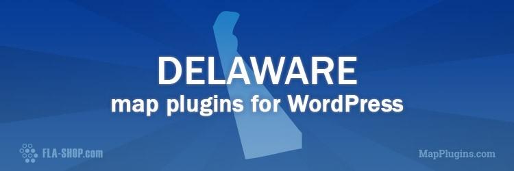 interactive delaware map