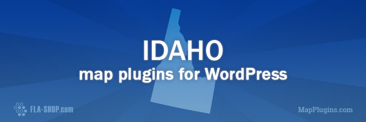 interactive idaho map