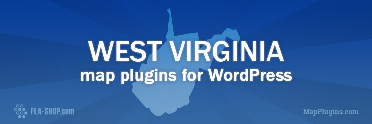 interactive west virginia map